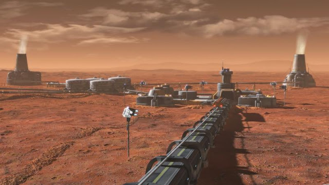PLANETA MARTE  habitable