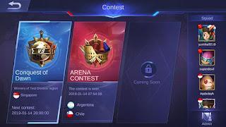 Gambar: Fitur baru Conquest of Dawn di Mobile Legends