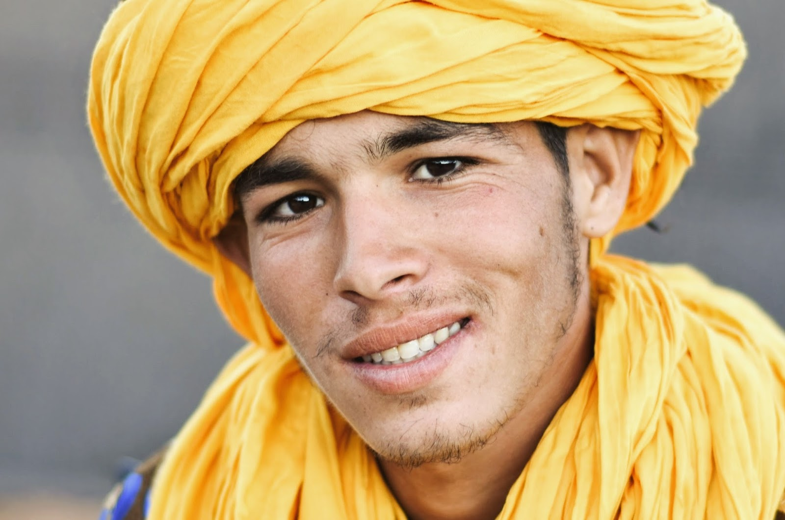 Brahim | the berber smile of sahara | people on my way