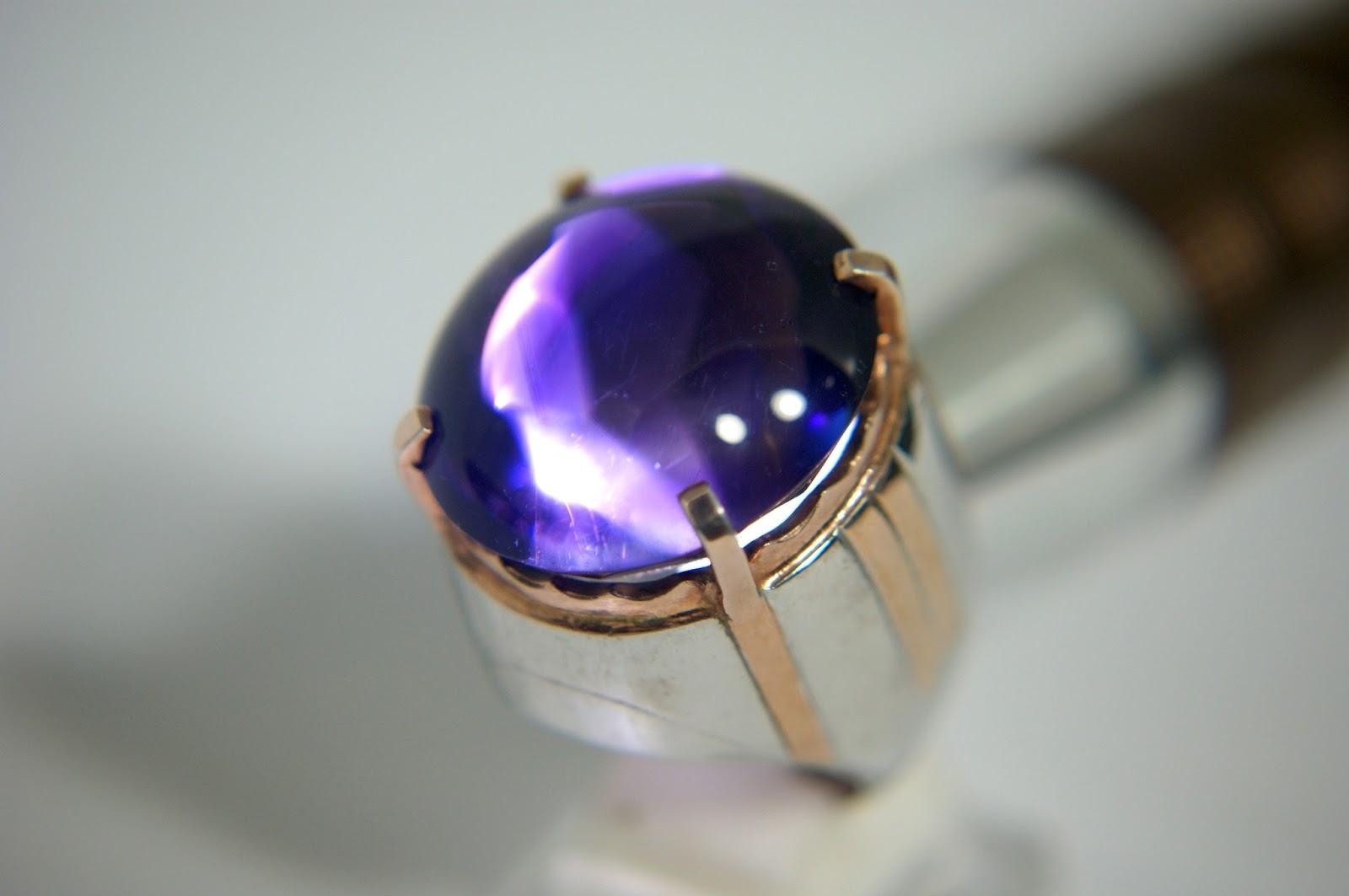 Kecubung Ungu Super Crystal