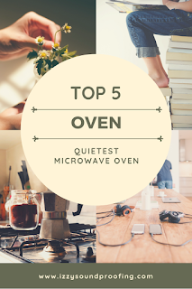 quietest over the range microwave