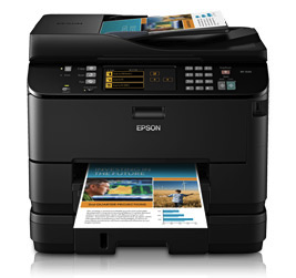 Epson WorkForce Pro WP-4540 image