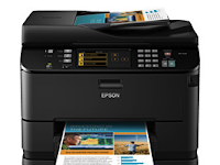 Epson WorkForce Pro WP-4540 Driver Download - Win, Mac