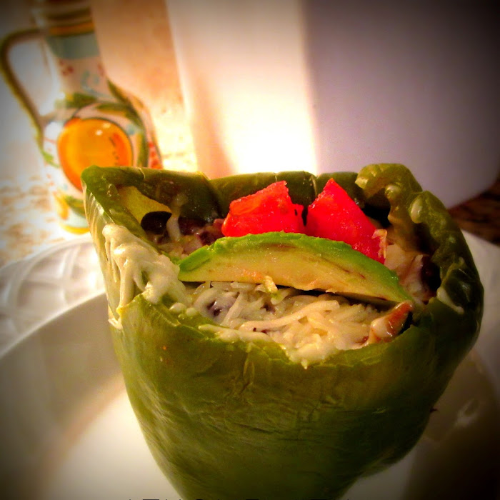 Jemma's Stuffed Peppers