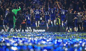 Chelsea FC Antonio Conte Premier League Winning Year