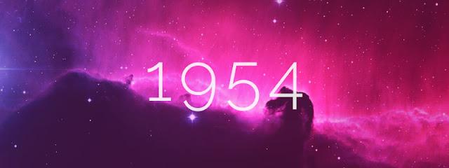 1954 год кого ? 1954 год какого животного ?