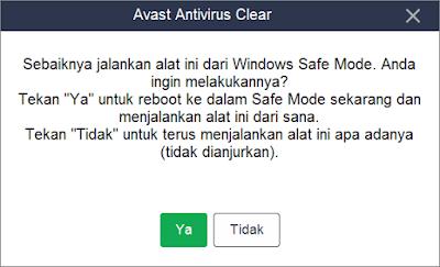 Cara Menghapus Antivirus Avast Dengan Benar 3