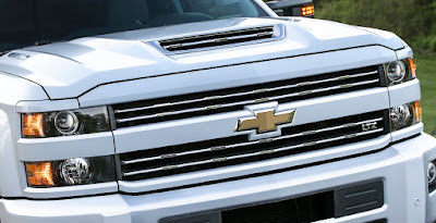 Chevrolet Introduces a New Intake System to Boost Performance in the 2017 Silverado HD