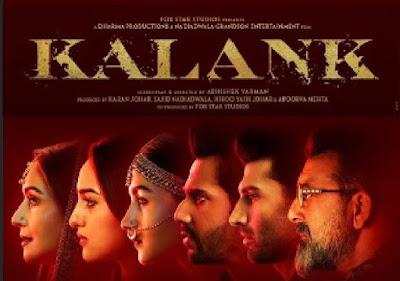 Kalank Movie Review-Varun,Alia,Sonakshi,Aditya Roy Kapur,Sanjay Dutt and Madhuri