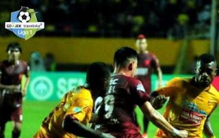 Sriwijaya FC vs PSM Makassar 3-4