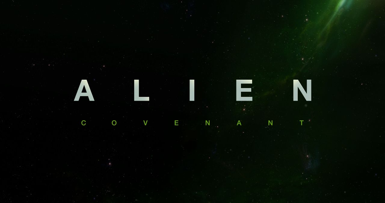 Allien covenant trailer dublado BRKnerd