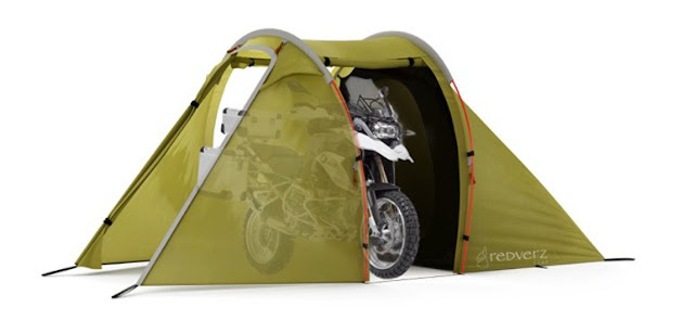 tent for motorcycle