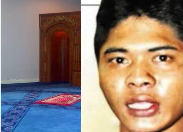 Manusia Biadab! Pemuda Curi Kotak Amal lalu BAB di Mimbar Masjid!