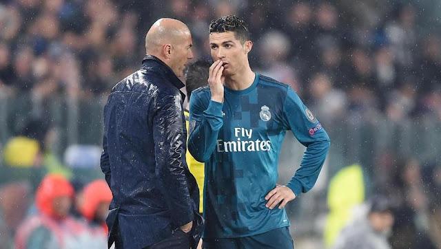 Le plus beau but entre celui de Ronaldo et Zidane ? La réponse de Zizou