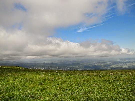 Północna panorama.