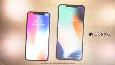 iPhone X Plus Rumored to Have Triple Lens Rear Camera