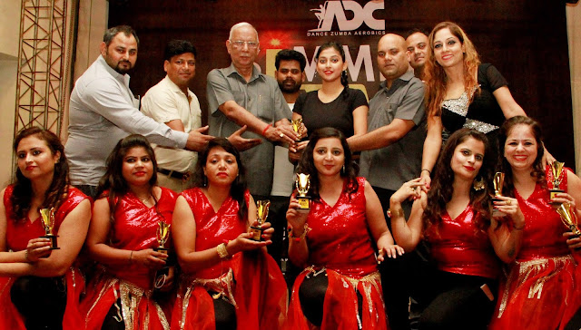 CB Rawal honored winners in Summer Function by ADC Dance Company