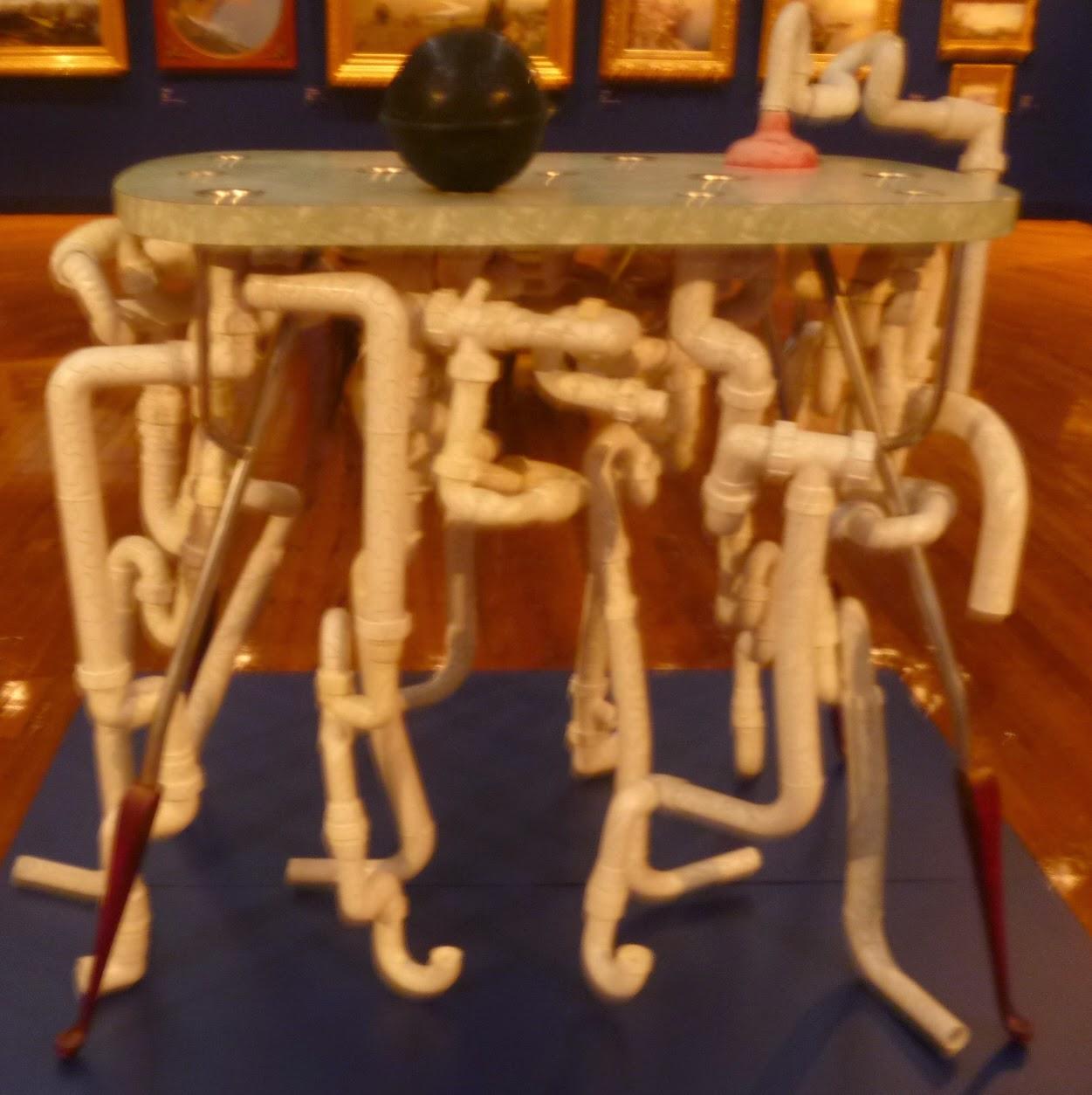 Bendigo Gallery - Modern Art