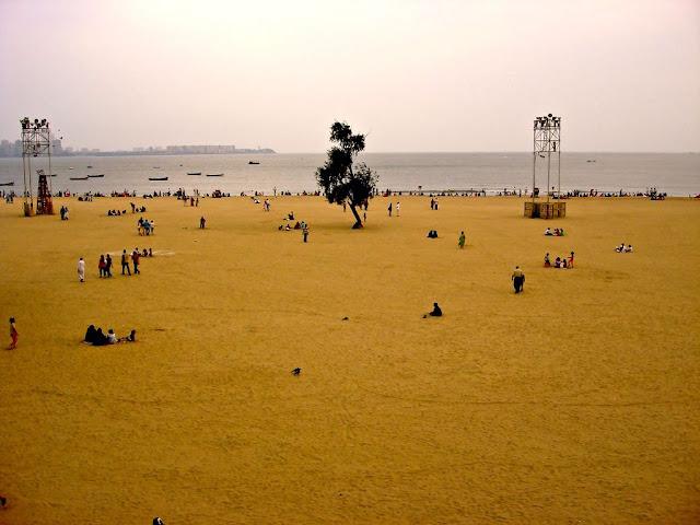 Girgaum-Chowpatty-Mumbai