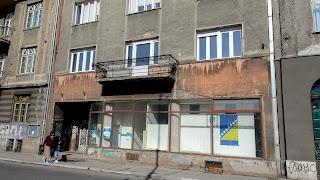 War history in Sarajevo