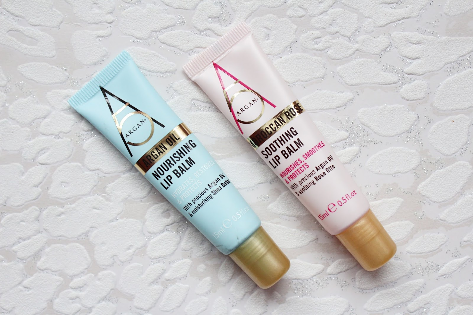 Argan 5 Lip Balms Review