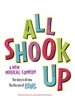 All shook up musical score