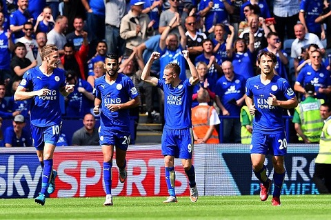 Leicester đã vô địch thực sự.