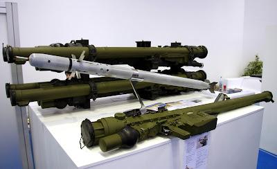 Venezuela possui 5 mil mísseis IGLA