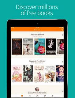 Wattpad - Libri gratuiti e lettore eBook vers  6.7.5