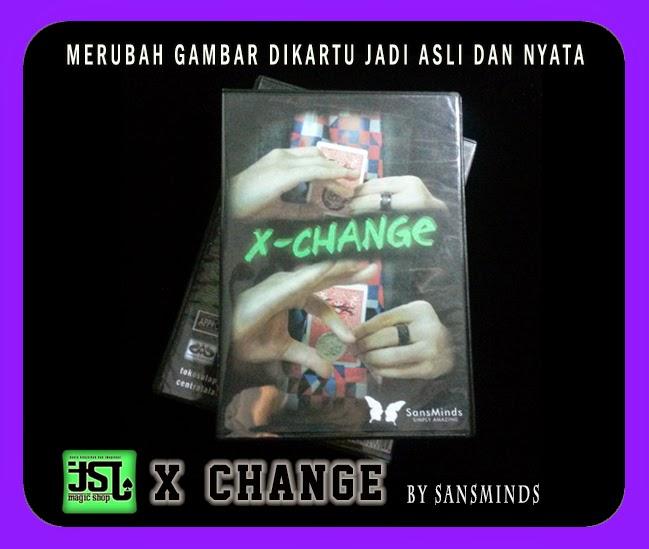 TOKO SULAP JOGJA X CHANGE SANSMINDS MAGIC