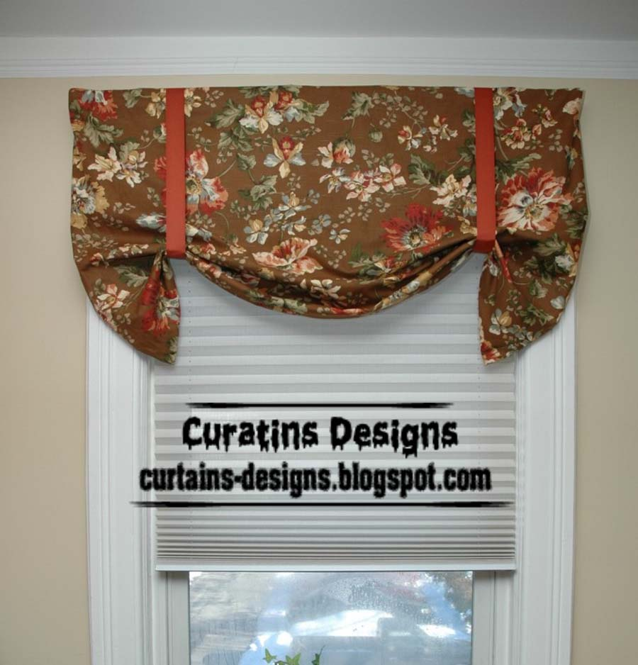 Best 20 valance designs and small curtains for windows - 1 ...