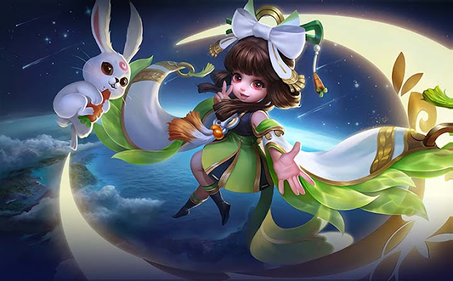 Chang'e Mobile Legends Wallpapers