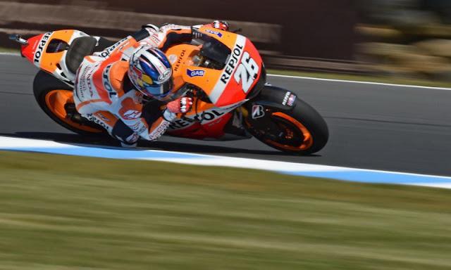 berita motogp Positif, Pedrosa membalap di seri terakhir MotoGP