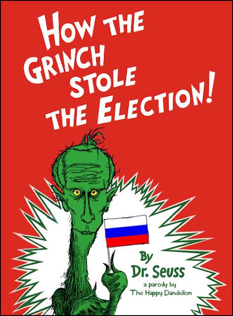 Dr Seuss Trump Parody