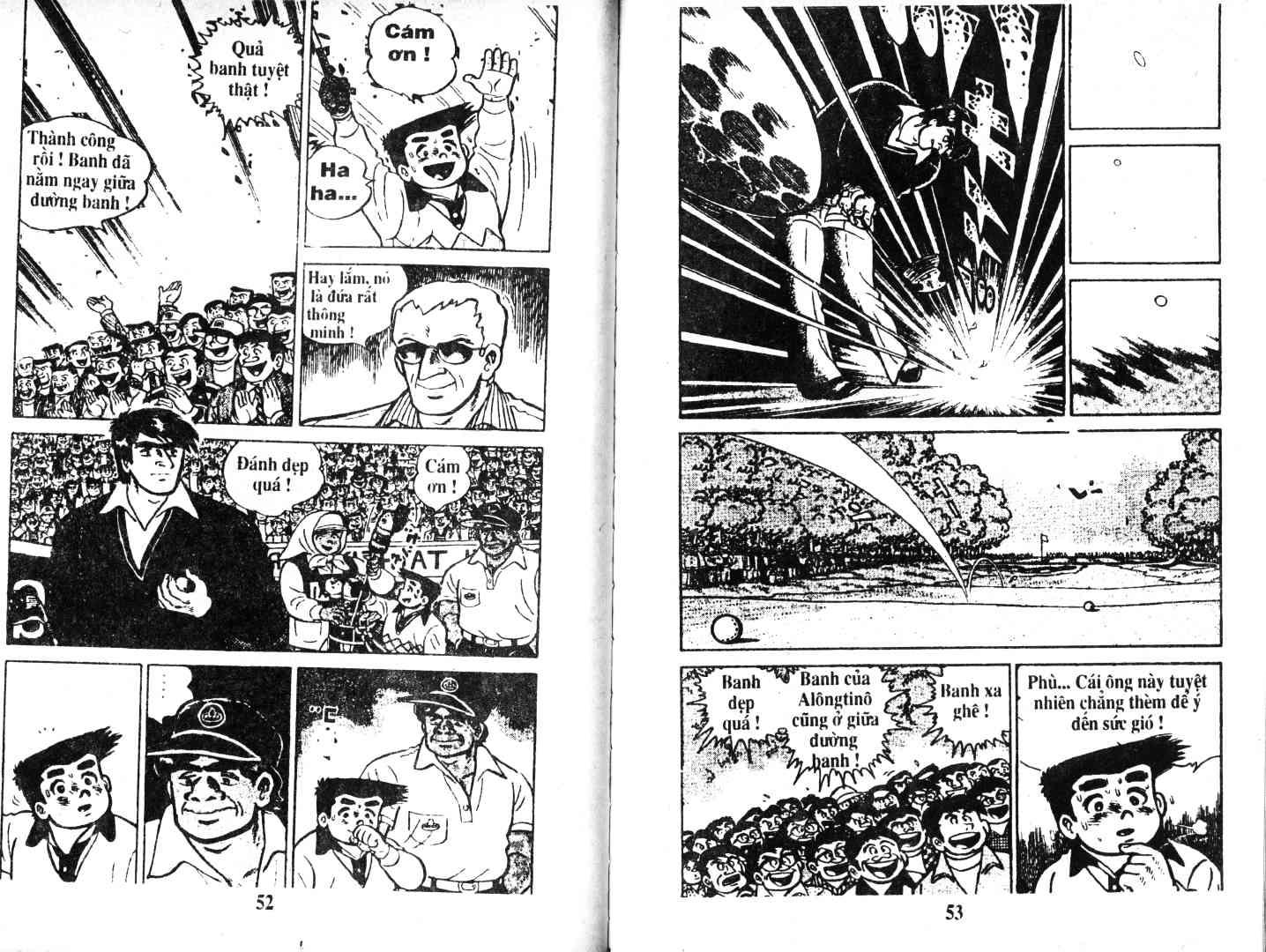 Ashita Tenki ni Naare chapter 46 trang 26