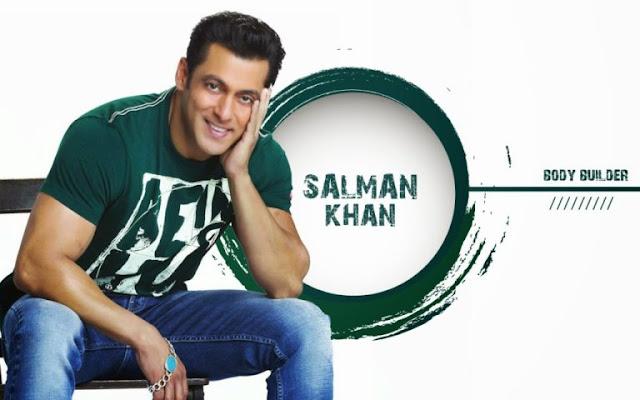 Salman Khan Body Builder HD Wallpaper Images