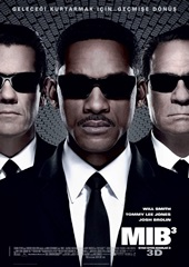 Siyah Giyen Adamlar 3 (2012) 1080p Film indir