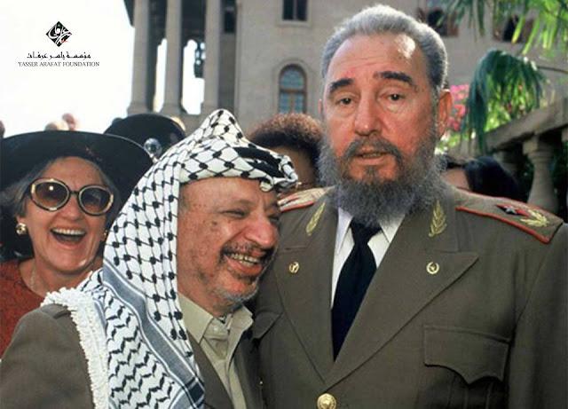 Arafat e Fidel - foto 1
