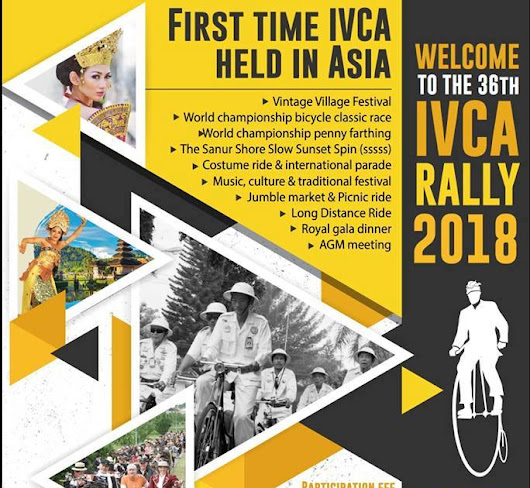 International Veteran Cycle Association