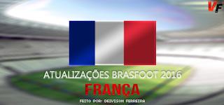 Atualização Patch França (Setembro) Brasfoot 2016