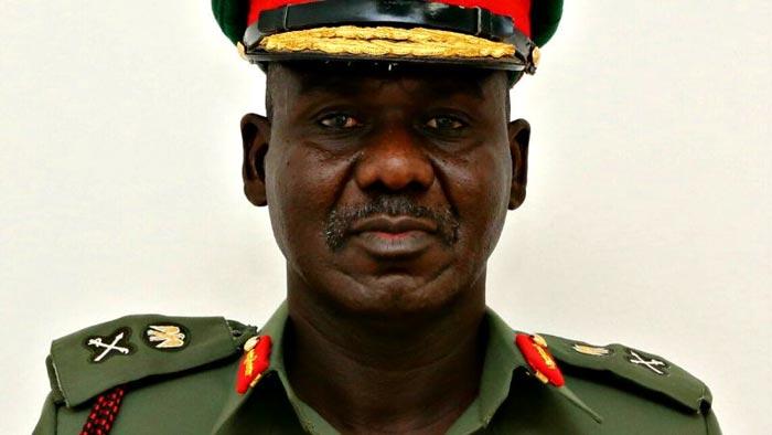 Sahara Reporters: Burutai owns houses in Dubai - Nigerian Army replies