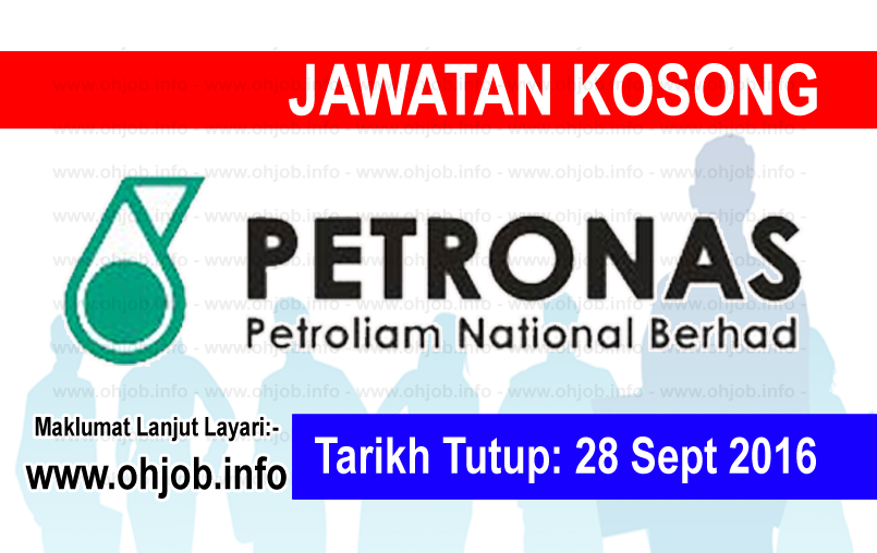 Jawatan Kerja Kosong PETRONAS ICT Sdn Bhd logo www.ohjob.info september 2016