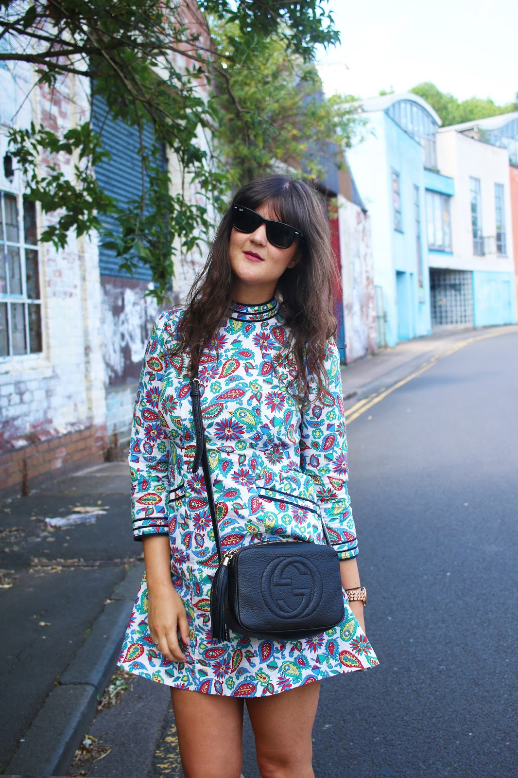 Fashion: Paisley prints and investment purchases