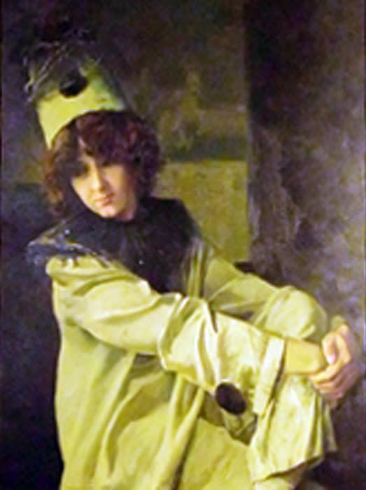 José Casanova Luján, Arlequín, Maestros españoles del retrato, Pintor español, Pintores Valencianos, Pintor Español, Pintores Valencianos, Pintor Valenciano, Retratos de José Casanova Luján