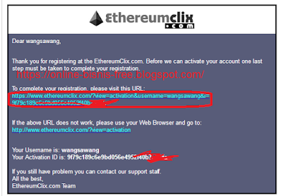 Cara Mendapatkan Ethereum Gratis Dari EtheReumClix