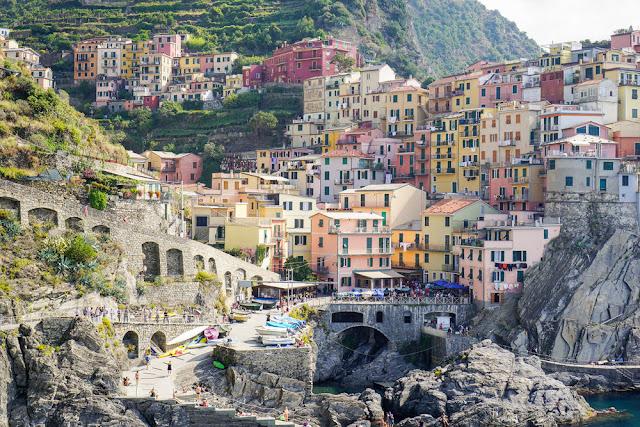 Ingressos para o passeio por Cinque Terre nas redondezas de Milão