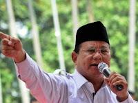 Prabowo Yakin Anies-Sandi Dapat Merebut Jakarta Satu Putaran