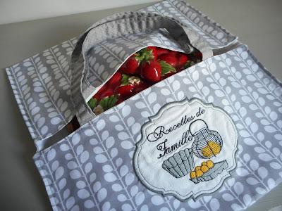 sac à tarte brodé