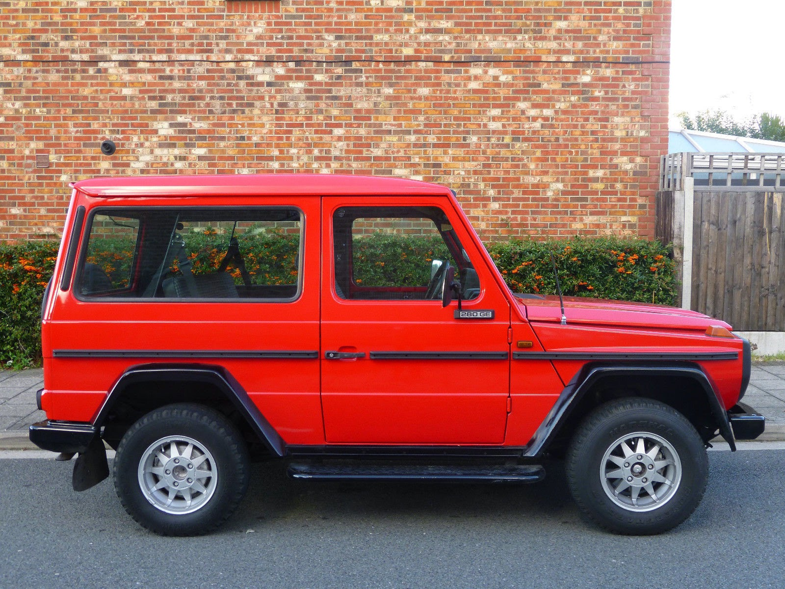 Diesel Near Me >> For Sale Mercedes 280GE G-Wagon 1983 - 4x4 Cars