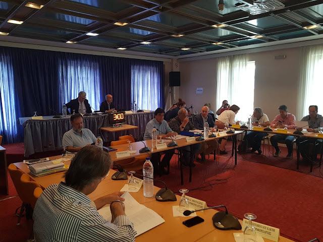 Έγκριση έργων για το Δήμο Λουτρακίου - Περαχώρας από την Περιφέρεια Πελοποννήσου